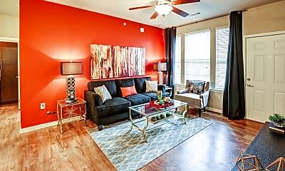 Living Room, Springs at Liberty Township, 1