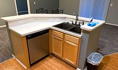 Kitchen, 6553 Dorothy's Creek, 1