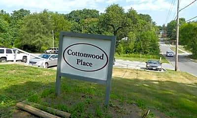 Community Signage, 2110 26th St, 2