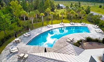 Pool, 245 N Sand Palm Rd, 2
