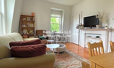 Living Room, 44 Columbia St, 1