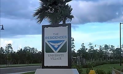 The Residences at University Village, 1