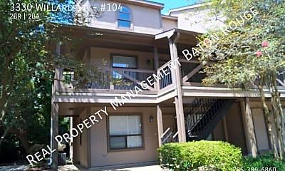 Building, 3330 Willard St - #104, 0