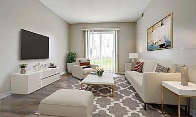 Living Room, 6218 Cheviot Rd, 0