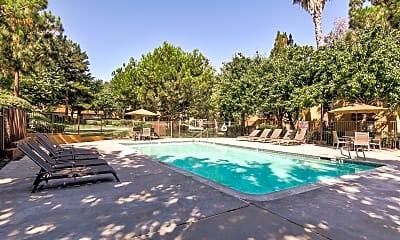 Pool, Elan Northwoods, 1