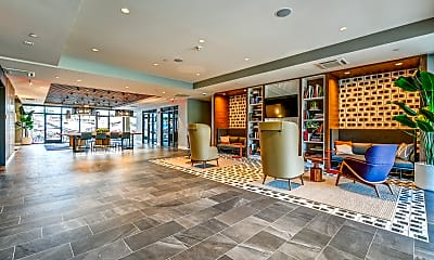 Clubhouse, Inwood at Renaissance Square, 1