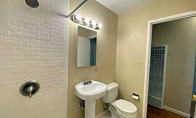 Bathroom, 148 East E Street, 2