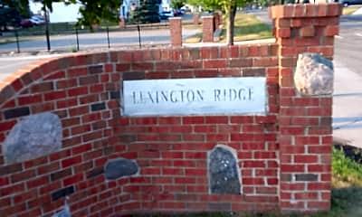 Lexington Ridge, 1