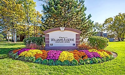 Williams Reserve, 0
