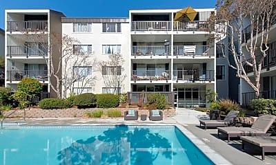 Belmont Terrace Apartments, 1