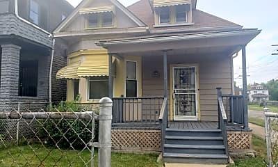 Building, 5002 Larchmont St, 1