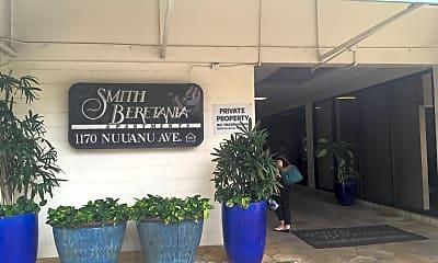 Smith-beretania Apartments, 1