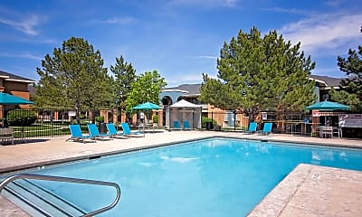 Pool, Embarc at West Jordan, 1