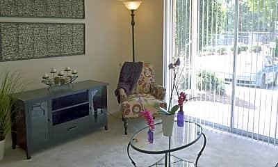 Living Room, Veracruz Apartments, 1
