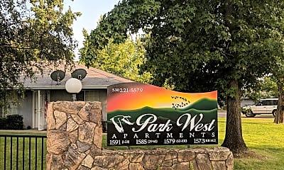 Park West Apartments, 1