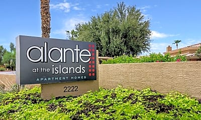 Alante at the Islands, 0