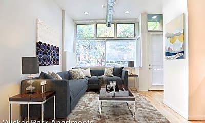 Living Room, 2005 W Potomac Ave, 0