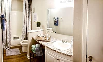 Bathroom, Alexandria Landing Apartments, 2