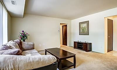 Living Room, Taylor Woods, 1