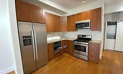 Kitchen, 349 3rd St 2A, 2