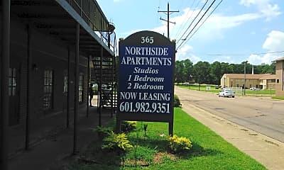 Northside Apartments, 1