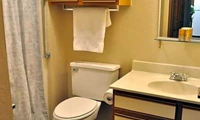 Bathroom, 400 River Drive, 1