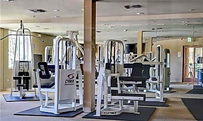 Fitness Weight Room, 13200 Pacific Promenade 446, 2
