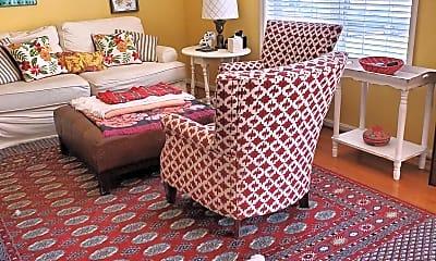Living Room, 14 Tyler Way, 1