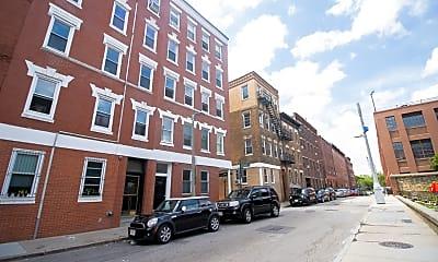 Building, 138 Prince St, 1