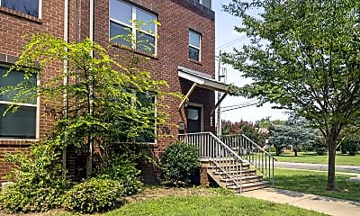 Building, 400 Dobson St, 0