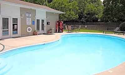 Pool, Cypress Lane Apartments, 1