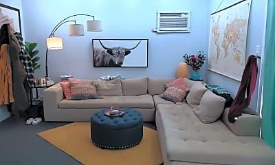 Bedroom, 2111 W Roscoe St 1R, 1