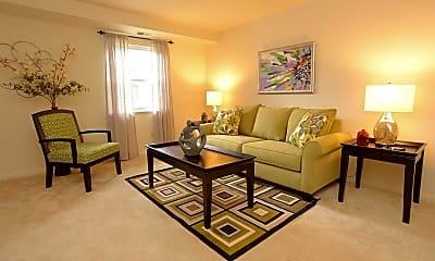 Living Room, Kings Mill, 0
