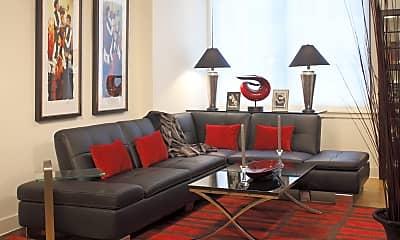 Living Room, Palisades Of Towson, 1