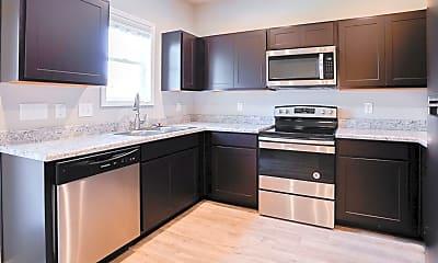 Kitchen, 35 Zion Place, 1