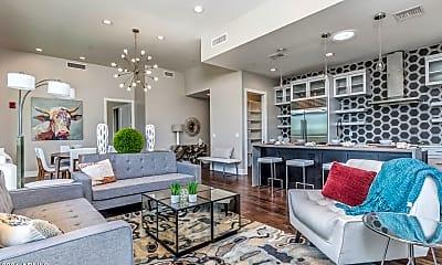 Living Room, 7502 E Main St 4001, 0