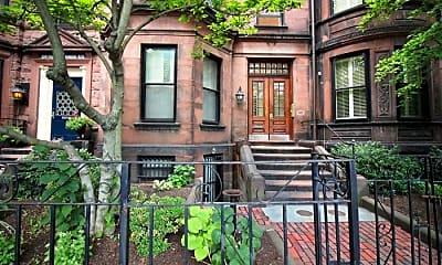 Building, 387 Commonwealth Avenue, 2