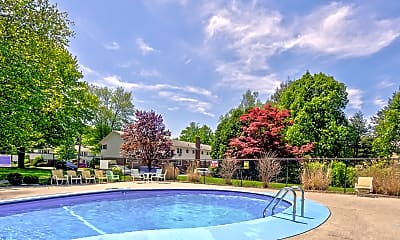 Pool, Maple Ridge Apartments, 0