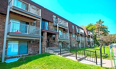 Building, Parkview Estates, 0
