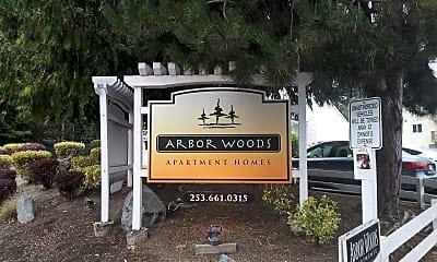 Arbor Woods Apartments, 1