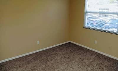 Bedroom, King Avenue Apartments, 2