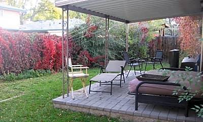 Patio / Deck, 1385 Alpine Ave, 1