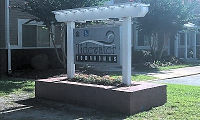 Tidewater Townhomes, 1