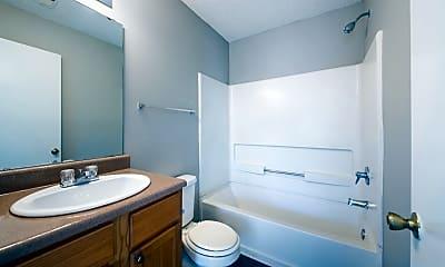 Bathroom, Crossroads Station, 2