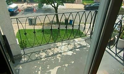 Patio / Deck, 210-11 41st Ave 2FL, 2