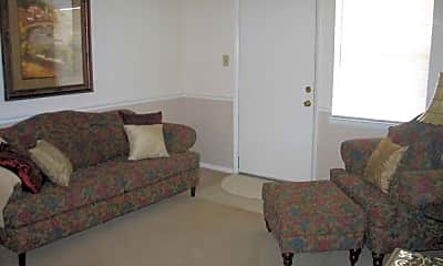 Living Room, Madison Station Apartment Homes, 1