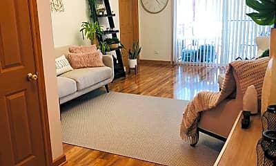 Living Room, 397 Alles St 3, 1