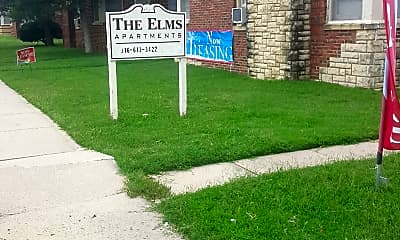 The Elms Apartment, 1
