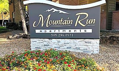 Community Signage, Mountain Run, 0