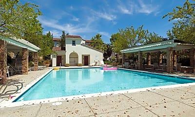 Pool, 1713 Cedarwood Loop, 2